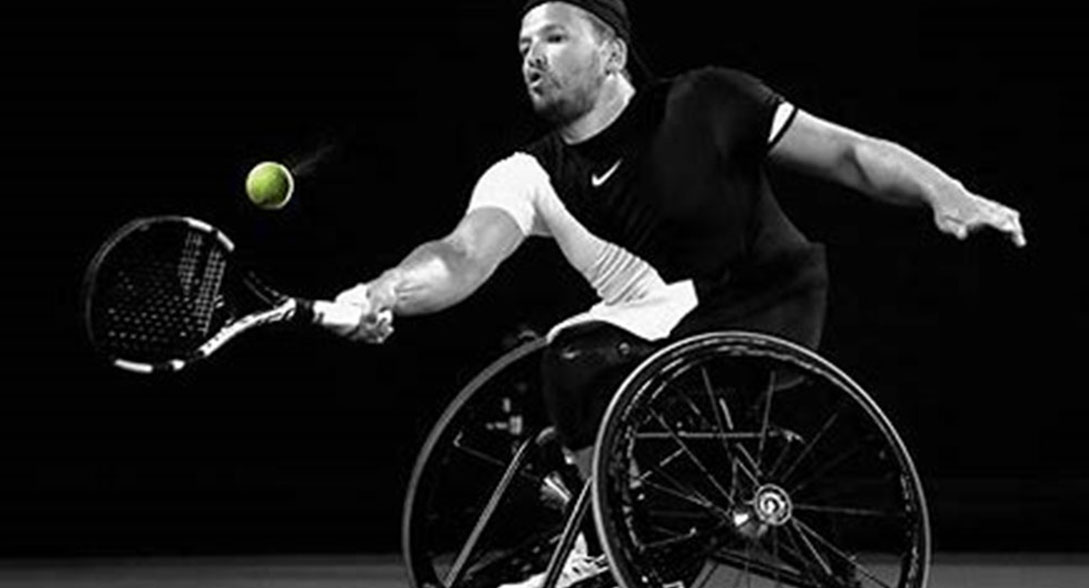 Don't ignore Dylan Alcott's wheelchair by Phil Hayes-Brown